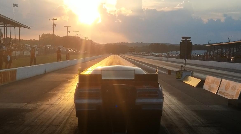 Nitro Funny Car Final at Bowling Green 2018