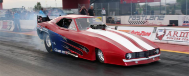 The Patriot Nitro Funny Car