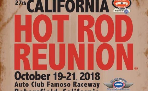 California Hot Rod Reunion